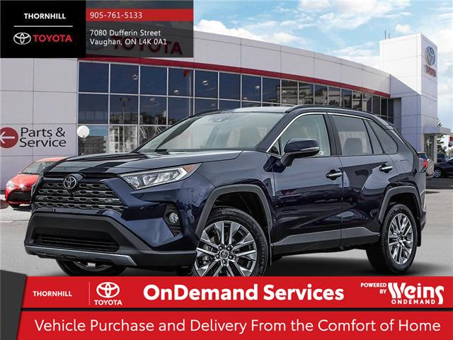 2020 Toyota RAV4 Limited (Stk: 70908) in Concord - Image 1 of 24