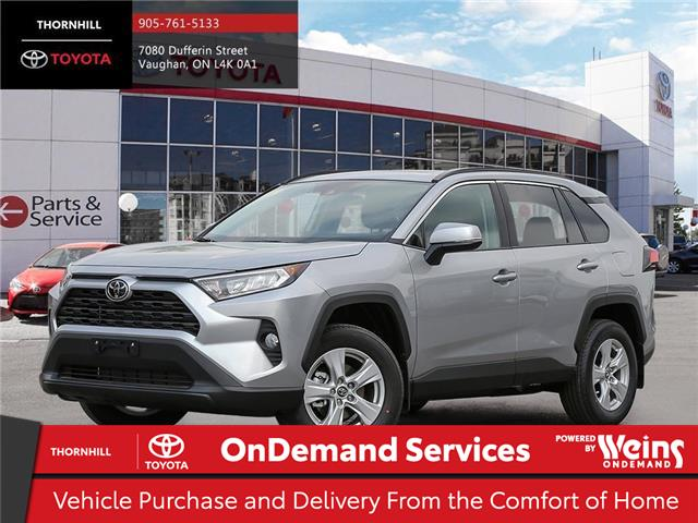2020 Toyota RAV4 XLE (Stk: 70953) in Concord - Image 1 of 24