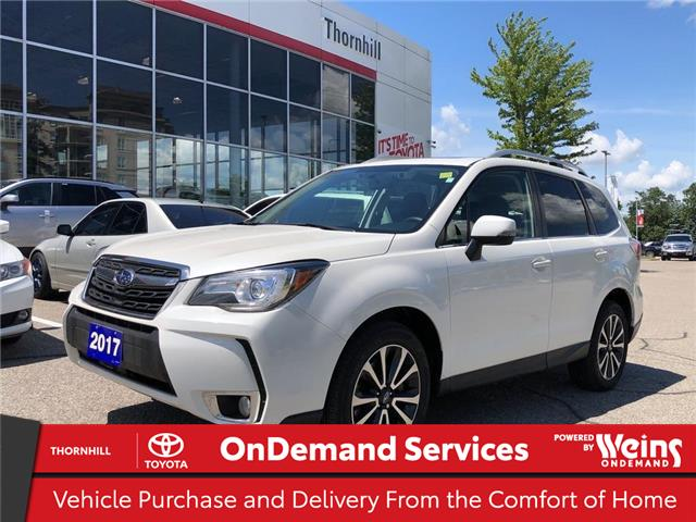 2017 Subaru Forester 2.0XT Touring (Stk: U3462) in Concord - Image 1 of 28