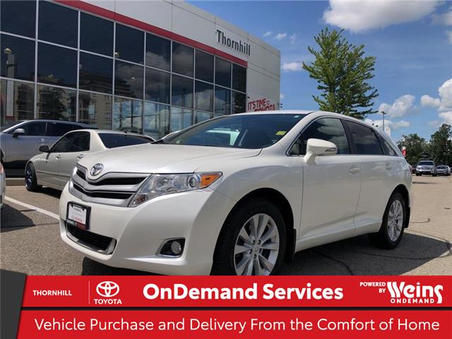 2016 Toyota Venza Base (Stk: U3405) in Concord - Image 1 of 22