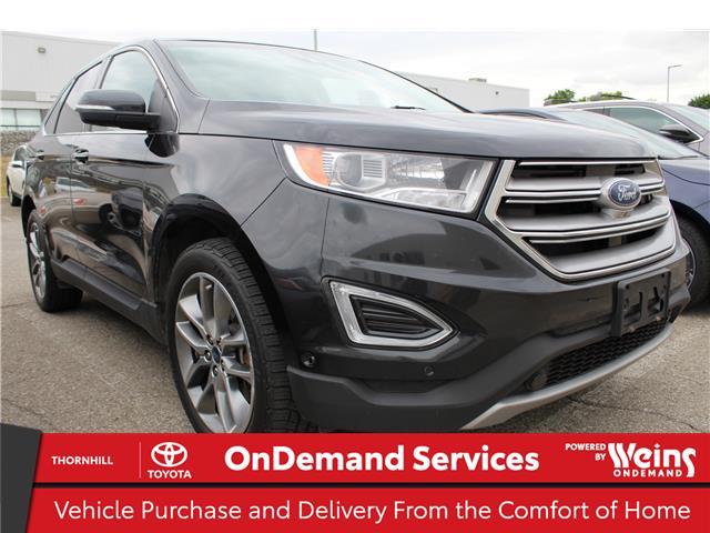 2015 Ford Edge Titanium (Stk: U3443) in Concord - Image 1 of 1