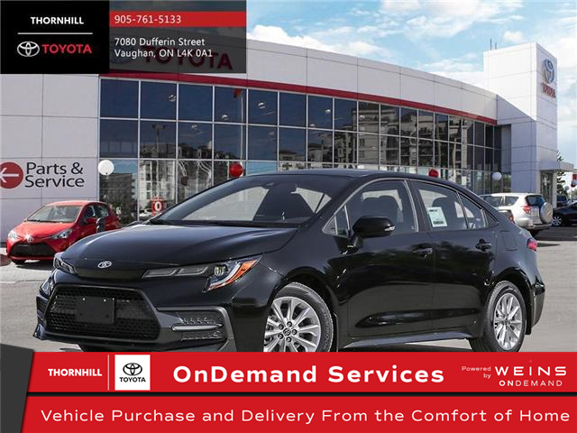 2020 Toyota Corolla SE (Stk: 70986) in Concord - Image 1 of 24