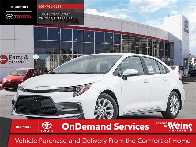 2020 Toyota Corolla SE (Stk: 70947) in Concord - Image 1 of 24
