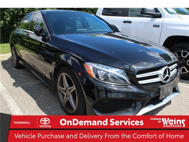 2018 Mercedes-Benz C-Class Base (Stk: 70865A) in Concord - Image 1 of 1