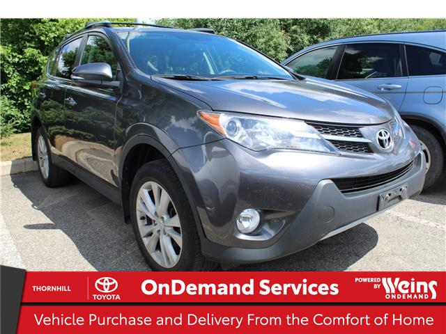 2015 Toyota RAV4 Limited (Stk: 70745A) in Concord - Image 1 of 1