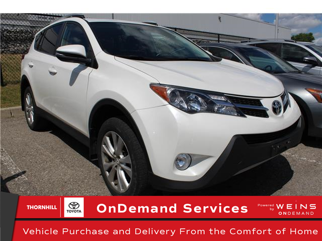 2015 Toyota RAV4 Limited (Stk: U3412) in Concord - Image 1 of 1