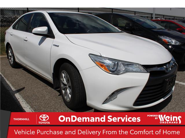 2015 Toyota Camry Hybrid LE (Stk: 70751A) in Concord - Image 1 of 1