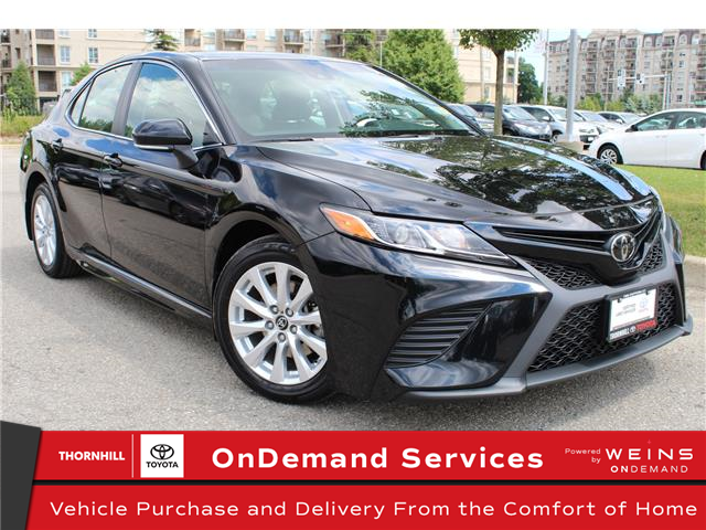 2018 Toyota Camry SE (Stk: U3473) in Concord - Image 1 of 20
