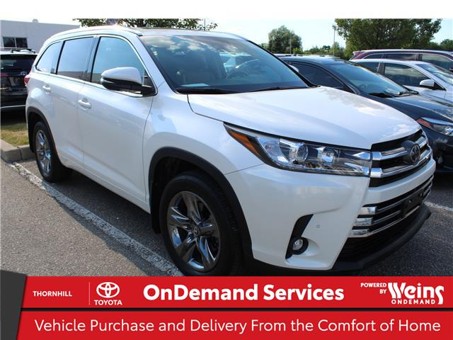 2019 Toyota Highlander Limited (Stk: U3422) in Concord - Image 1 of 1
