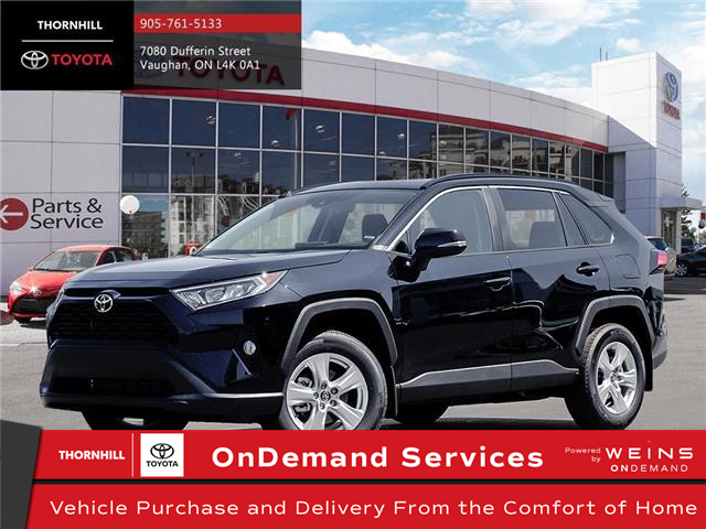 2020 Toyota RAV4 XLE (Stk: 71025) in Concord - Image 1 of 24