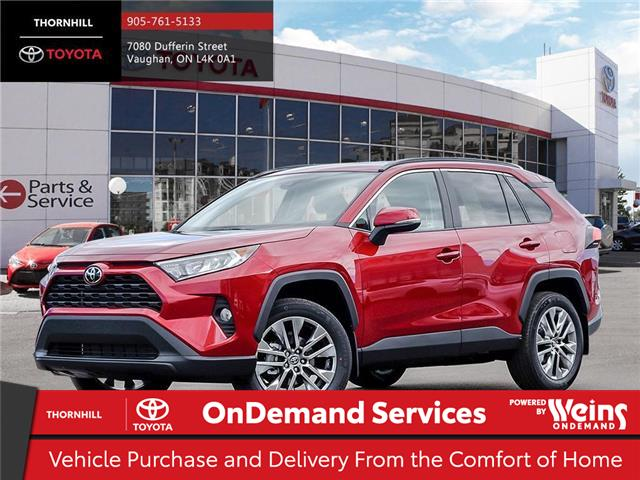 2020 Toyota RAV4 XLE (Stk: 71029) in Concord - Image 1 of 24