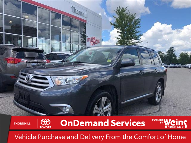 2011 Toyota Highlander  (Stk: 70559A) in Concord - Image 1 of 24