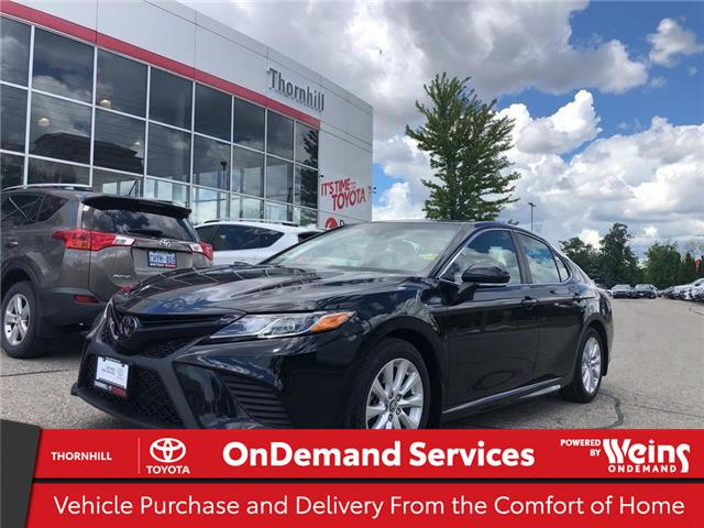 2018 Toyota Camry SE (Stk: U3473) in Concord - Image 1 of 23