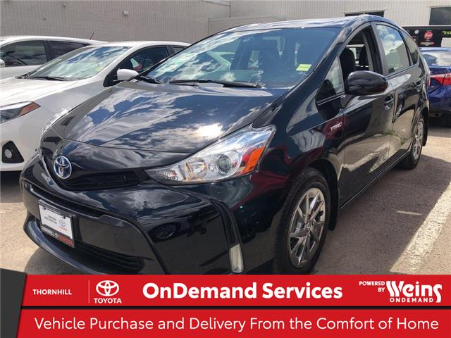 2017 Toyota Prius v Base (Stk: U3466) in Concord - Image 1 of 19