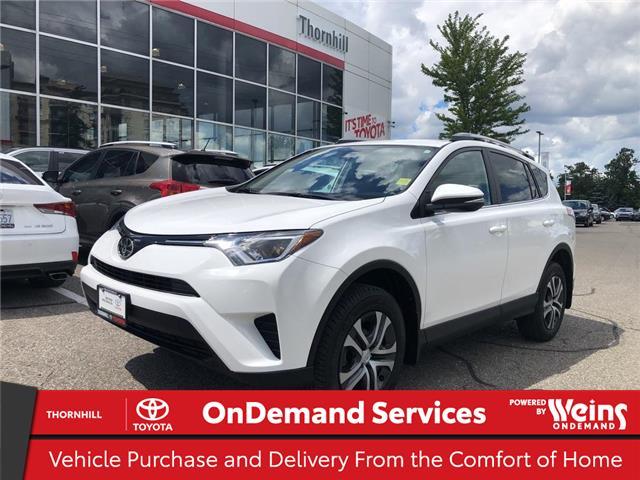 2017 Toyota RAV4 LE (Stk: U3430) in Concord - Image 1 of 23