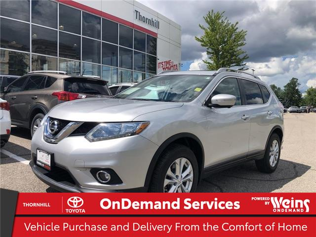 2014 Nissan Rogue SV (Stk: 70277A) in Concord - Image 1 of 26