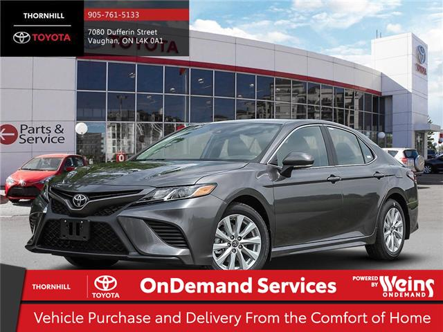 2020 Toyota Camry SE (Stk: 71037) in Concord - Image 1 of 23