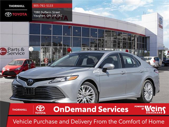 2020 Toyota Camry Hybrid XLE (Stk: 71041) in Concord - Image 1 of 22