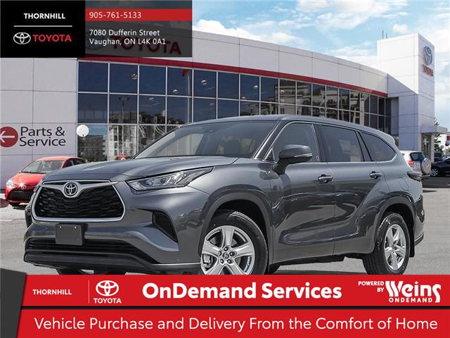 2020 Toyota Highlander L (Stk: 71039) in Concord - Image 1 of 24