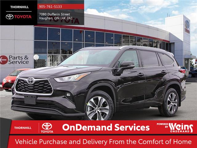 2020 Toyota Highlander XLE (Stk: 71052) in Concord - Image 1 of 12