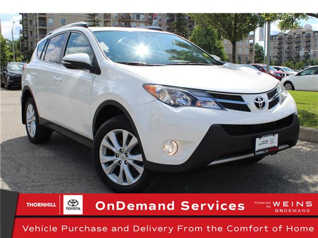 2015 Toyota RAV4 Limited (Stk: U3412) in Concord - Image 1 of 22