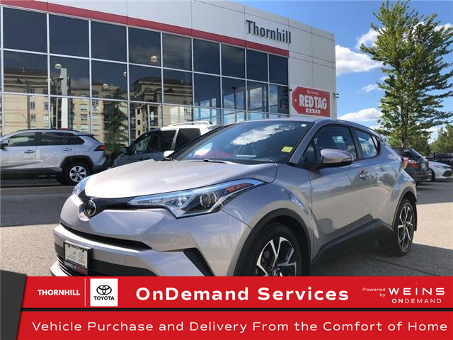 2018 Toyota C-HR XLE (Stk: U3490) in Concord - Image 1 of 24