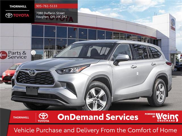 2020 Toyota Highlander L (Stk: 300006) in Concord - Image 1 of 24