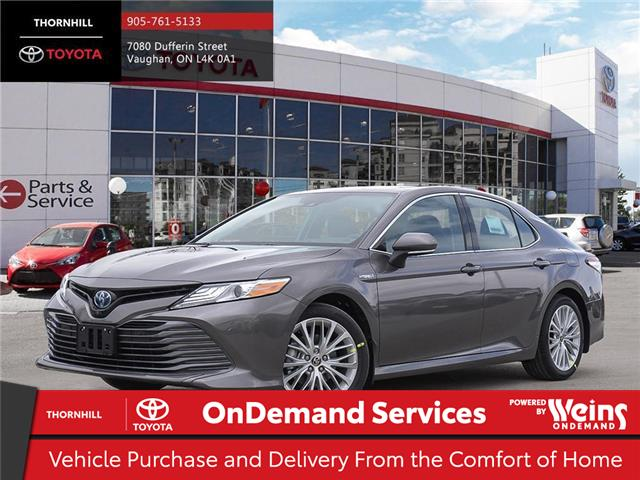 2020 Toyota Camry Hybrid XLE (Stk: 300005) in Concord - Image 1 of 24