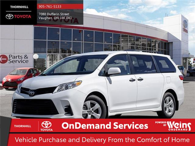 2020 Toyota Sienna CE 7-Passenger (Stk: 300008) in Concord - Image 1 of 24