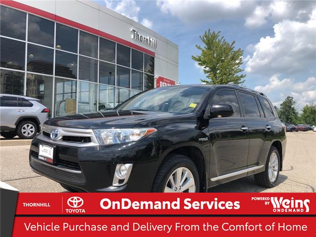 2013 Toyota Highlander Hybrid Limited (Stk: 70904A) in Concord - Image 1 of 30