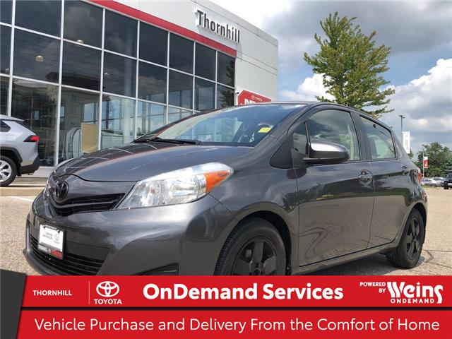 2013 Toyota Yaris LE (Stk: U3057A) in Concord - Image 1 of 20