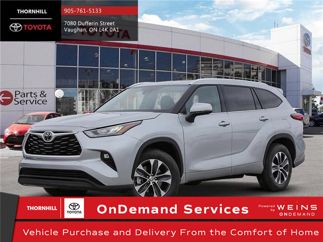 2020 Toyota Highlander XLE (Stk: 300000) in Concord - Image 1 of 23