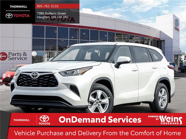 2020 Toyota Highlander LE (Stk: 300018) in Concord - Image 1 of 24