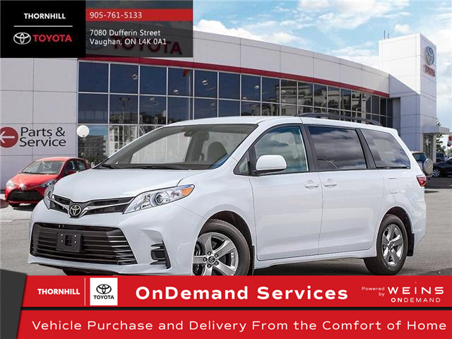 2020 Toyota Sienna LE 8-Passenger (Stk: 300118) in Concord - Image 1 of 24
