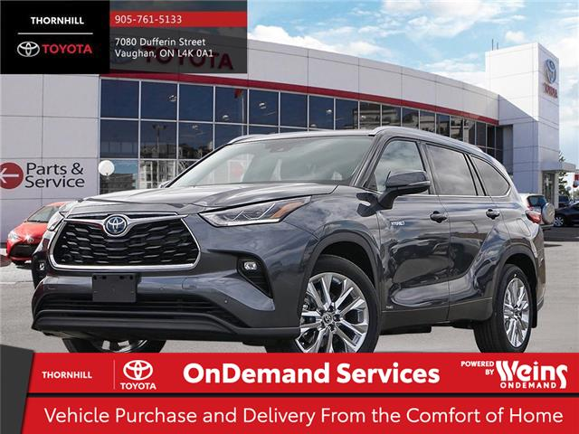 2020 Toyota Highlander Hybrid Limited (Stk: 300119) in Concord - Image 1 of 23