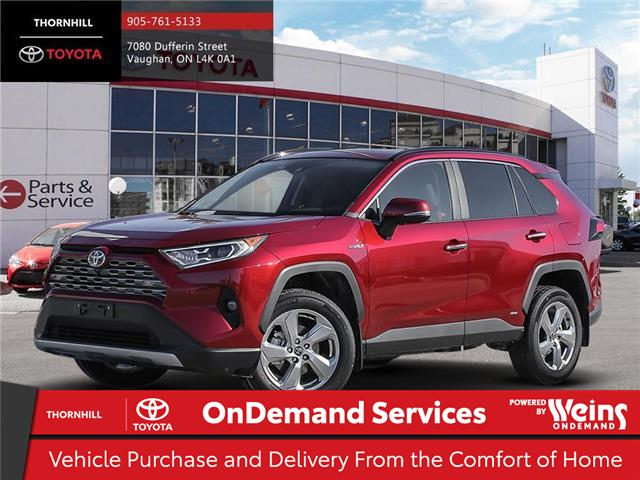 2020 Toyota RAV4 Hybrid Limited (Stk: 300131) in Concord - Image 1 of 24
