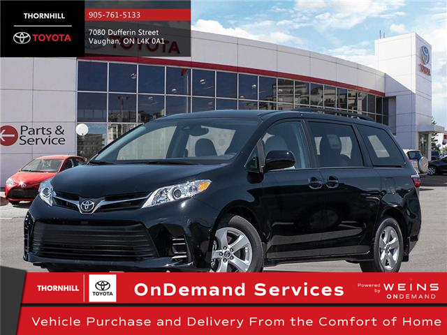 2020 Toyota Sienna LE 8-Passenger (Stk: 300150) in Concord - Image 1 of 24