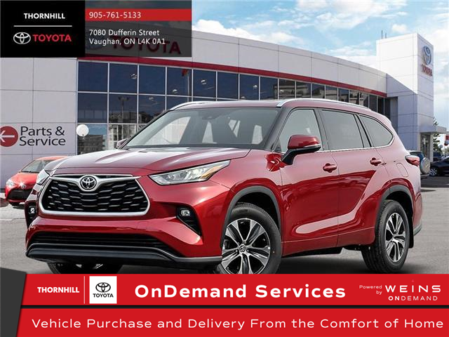 2020 Toyota Highlander XLE (Stk: 300163) in Concord - Image 1 of 24