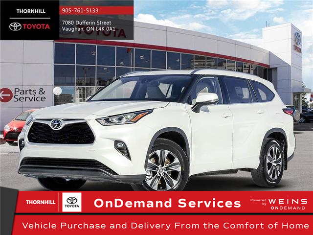 2020 Toyota Highlander XLE (Stk: 300171) in Concord - Image 1 of 10