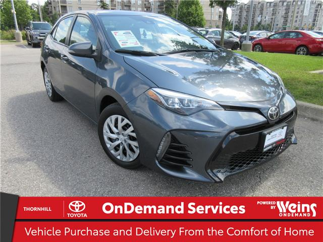 2017 Toyota Corolla SE (Stk: 70872A) in Concord - Image 1 of 17