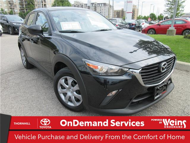 2018 Mazda CX-3 GX (Stk: U3524) in Concord - Image 1 of 18