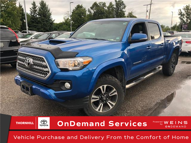 2016 Toyota Tacoma SR5 (Stk: u3569) in Concord - Image 1 of 1