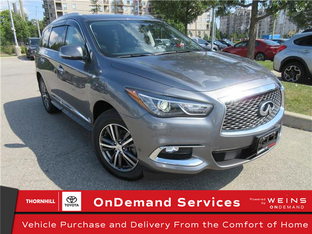 2017 Infiniti QX60 Base (Stk: U3528) in Concord - Image 1 of 23