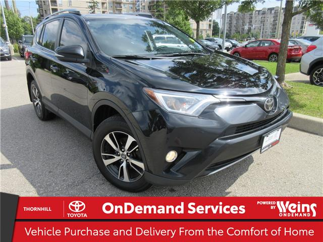 2017 Toyota RAV4 XLE (Stk: U3489) in Concord - Image 1 of 20