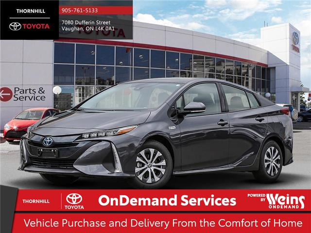 2021 Toyota Prius Prime Upgrade (Stk: 300262) in Concord - Image 1 of 23