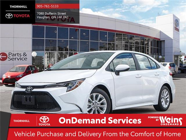 2021 Toyota Corolla LE (Stk: 300116) in Concord - Image 1 of 24