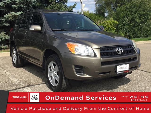 2012 Toyota RAV4 Base (Stk: U3525A) in Concord - Image 1 of 17