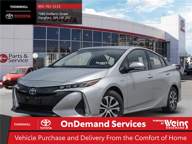 2021 Toyota Prius Prime Base (Stk: 300283) in Concord - Image 1 of 24