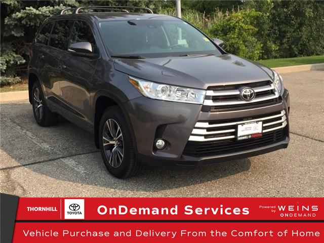 2017 Toyota Highlander LE (Stk: 300210A) in Concord - Image 1 of 21