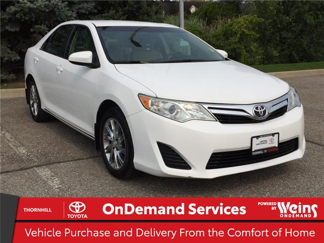 2012 Toyota Camry LE (Stk: U3413A) in Concord - Image 1 of 21